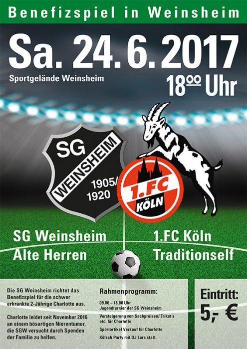 Plakat Köln